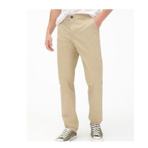 AEROPOSTALE Men's Slim-Straight Chinos